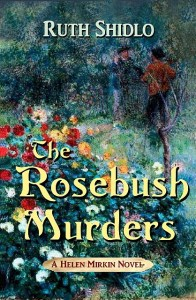 The Rosebush Murders Cover