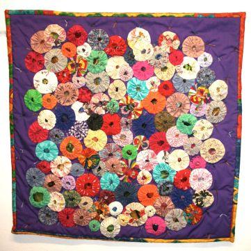Collaborative quilt