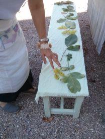 Making leaf bundles