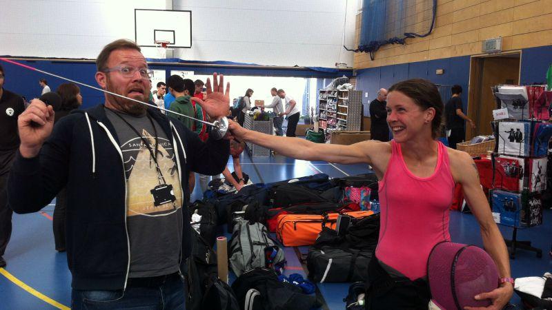 Bristol Open Fencing 2015 Ruth Tolkien