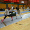 Ruth Tolkien Welsh Open Fencing Foil