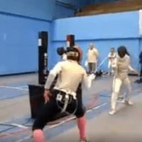 Ruth Tolkien Birmingham Open Fencing 2016