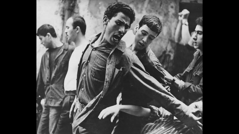 The Battle of Algiers ಚಿತ್ರದ ದೃಶ್ಯ