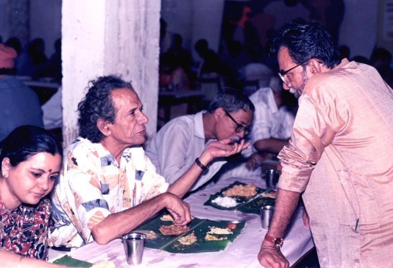 ಹಬೀಬ್ ತನ್ವೀರ್, ಎಸ್.ಮಾಲತಿ ಜೊತೆ