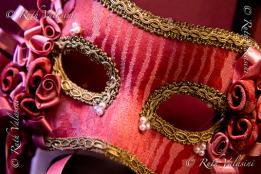 Masque Photo by Ruth Valasini