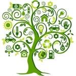 Eco Tree with environment symbols