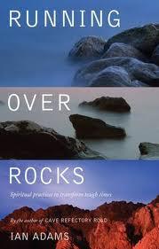 running over rocks