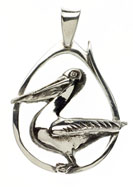 Pelican pendant
