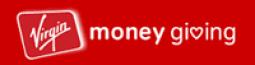 Logo for Virgin Money Giving