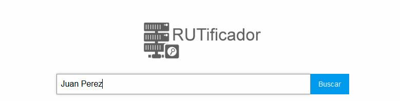 Rutificador en Chile