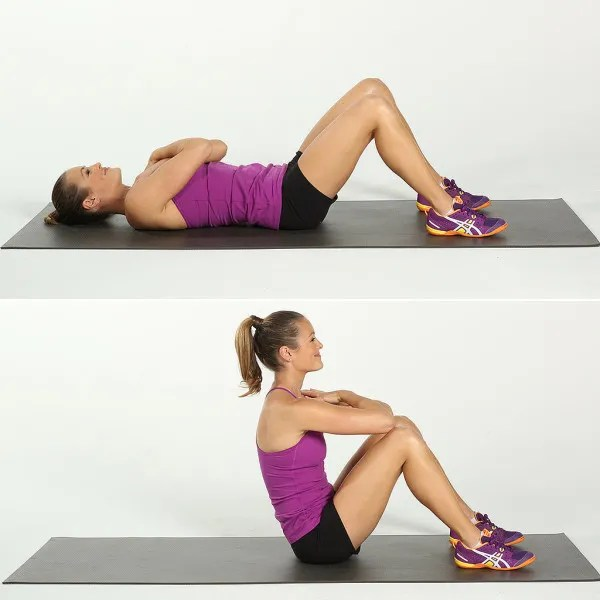 Image result for Abdominales completos