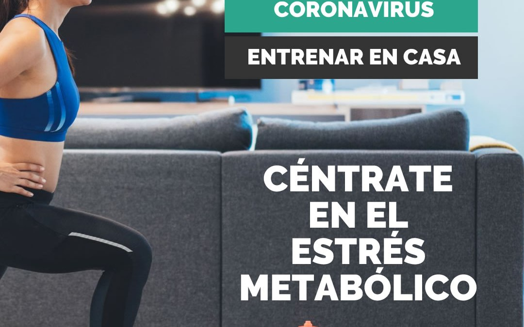 Coronavirus: Consejos para entrenar desde casa
