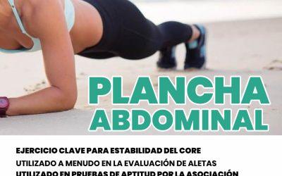 Plancha abdominal. Aprende más sobre este ejercicio