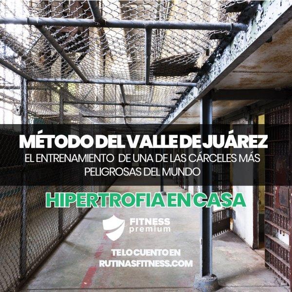 Valle de Juárez método de entrenamiento