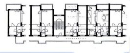 Dammerstock plans d'appartements 40m2