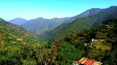Ramgarh view