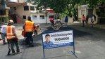 Alcalde Francisco Peña, continúa asfaltado de Varias Calles En Santo Domingo Oeste.