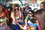FUNDASSEN entrega útiles escolares a niños del sector La Playita en SDO