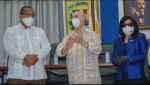 Ex presidente Hipólito Mejía gira visita Alcalde del Ayuntamiento Santo Domingo Oeste Ing. José Andújar.