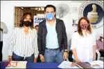 Robertico Salcedo, Amerfi Cáceres y diputada Gloria Reyes realizan recorrido por Pedro Brand