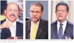 Arranca hoy el diálogo de Abinader con líderes de partidos políticos