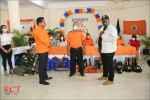 Juramentan a Fausto Jiménez como director de la Defensa Civil de Santo Domingo Oeste de Santo Domingo Oeste