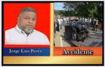 COMUNITARIO DE SDO JORGE LUIS PEREZ HACE UN LLAMADO A LOS CHOFERES Y TRANSEUNTES A CREAR COCIENCIA EN LAS CALLES