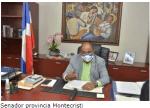 """Senador de Monte Cristi dice """"Tibiche"""" es un """"hombre ejemplar"""" y """"destacado"""" dirigente del PLD"""