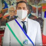 Alcalde de Haina Osvaldo Rodríguez ha recibido pruebas de COVID-19 y ha dado negativo al patógeno