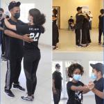 Ayuntamiento de Santo Domingo Oeste y Dirección de Arte Cultura, realizan casting para jóvenes