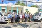 Alcaldía de Haina adquiere camiones para mejorar servicio a la comunidad