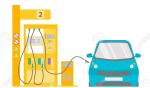 Gobierno aumenta entre 1.40 y 3 pesos los precios de los combustibles