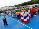 Deportes para todos apoya pasadia deportivo en la correccional Rafey Hombres.