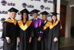 UTE gradúa a 306 nuevos profesionales en carreras de Grado y Posgrado