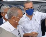 Félix Grullon invita a todo municipio Santo Domingo Oeste a vacunarte salva tu vida