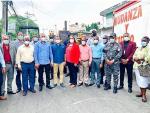 Alcaldía de Haina y Ministerio de Obras inician programa de Asfaltado