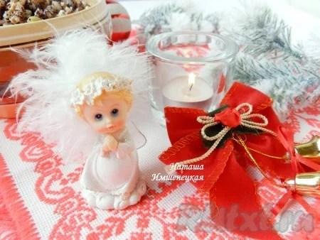 کریسمس کوستا از گندم، آماده شده در این دستور العمل، آن را بسیار خوشمزه است. اجازه دهید آن را لزوما به سلامت و رفاه در خانه خود را!