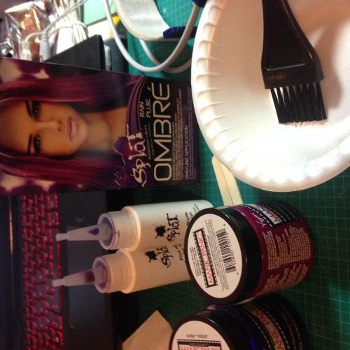 Dye for hair