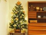 <90cmのクリスマスツリー>オーナメントと飾り方