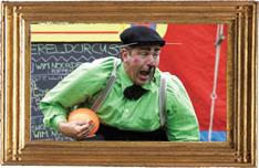 Der Baloenenknakker Ruut van Hooft Straat- +theaterproducties