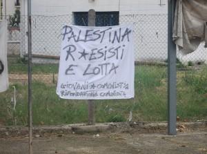 Col cuore a Gaza