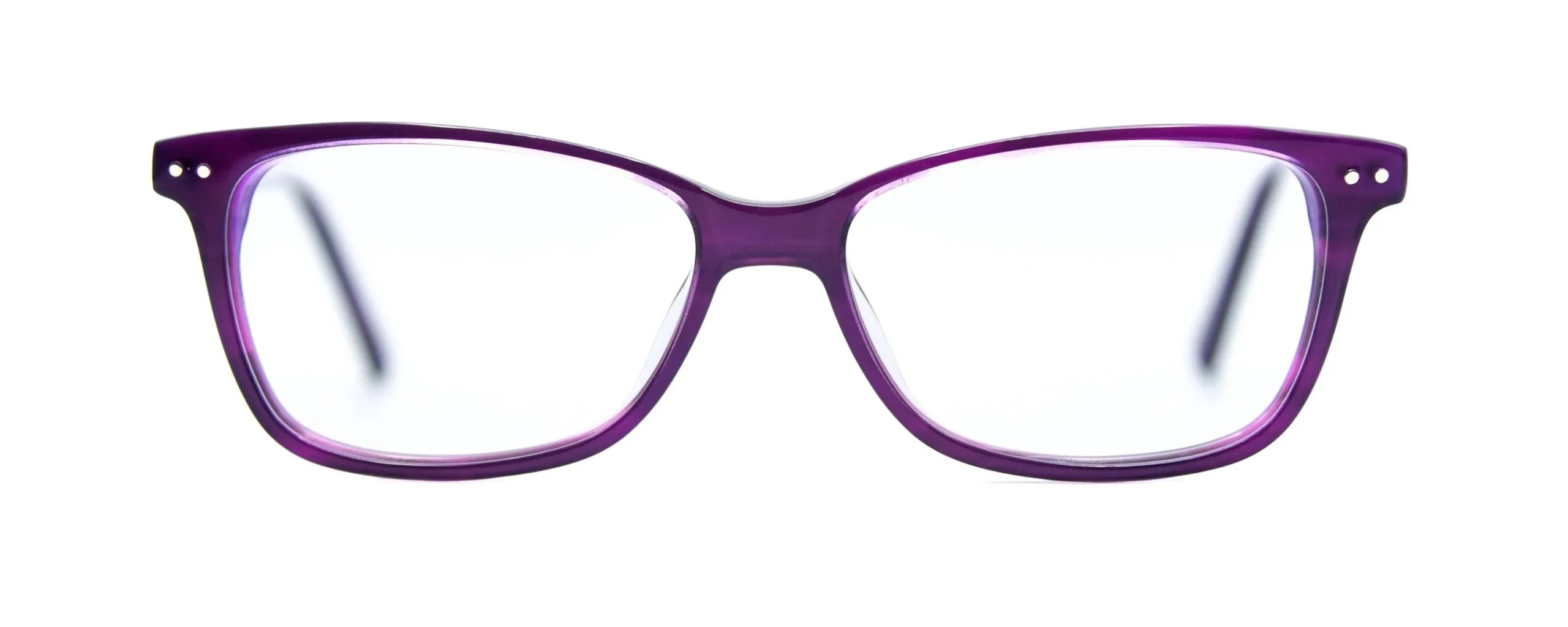 Leah - Purple Metallic - Front