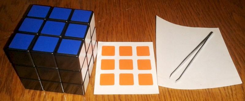 rubik s cube and