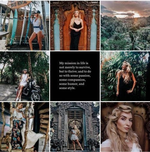Ruxandra Babici Instagram Feed 2019_Adobe Lightroom Photo Preset_Filter