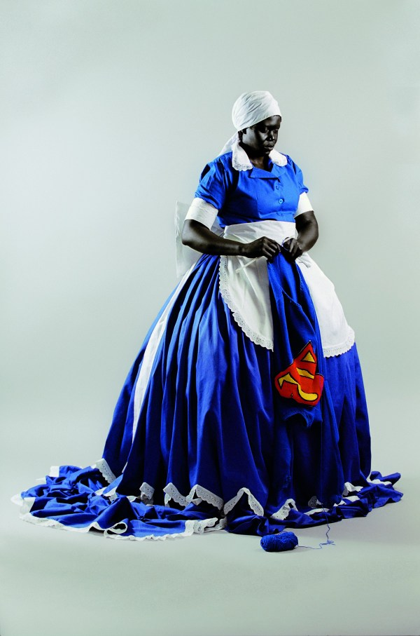 Mary Sibande Dressed South Africa Tale