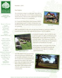 2013 Winter Appeal pg 1