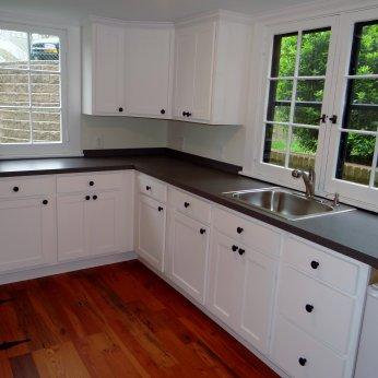 Rider House kitchen: After