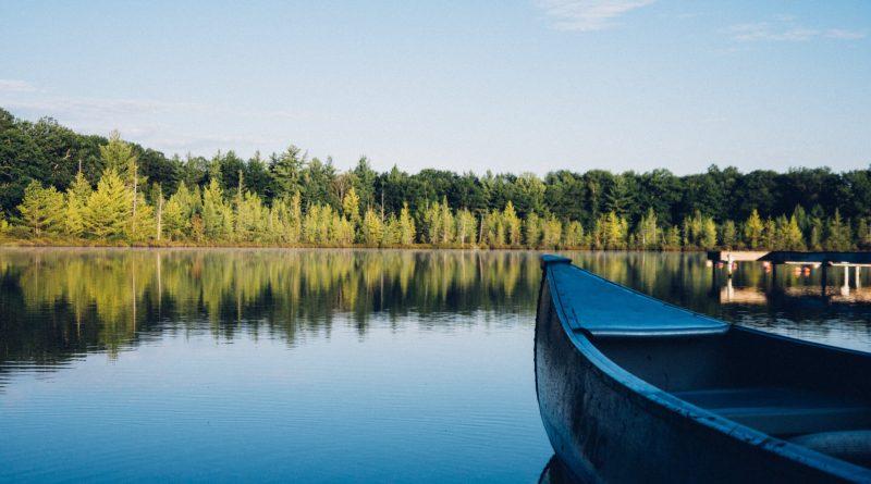 Rüyamda her yer göl oldu