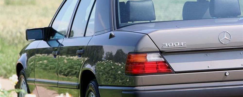 1989 Mercedes 300e Manual
