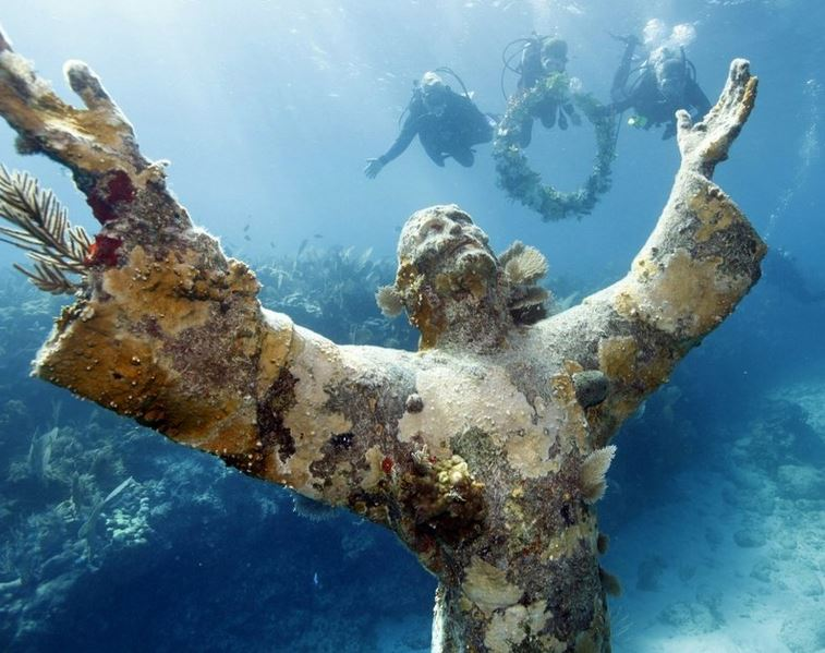 RV Camping Christ-of-the-Abyss